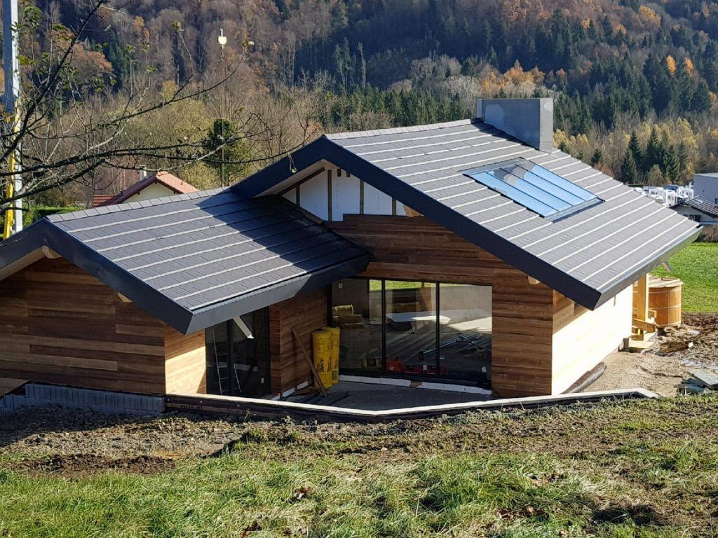 maison ossature bois cl en main haute savoie ventana blog. Black Bedroom Furniture Sets. Home Design Ideas